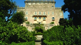 Nel Lazio tra ville e castelli