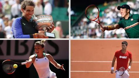 Quante ne sai sui Roland Garros?