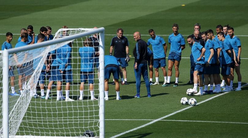 """Champions League, scaramanzia Real: i rituali per alzare la """"decimotercera"""""""