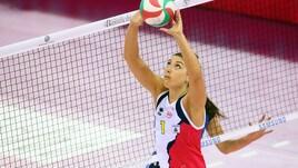 Volley: A1 Femminile, Novara avrà Carlini in cabina di regia