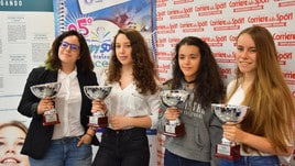Volley: Volley Scuola i concorsi si colorano di rosa