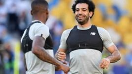 Salah a Kiev è carico: ha interrotto il Ramadan per battere Ronaldo