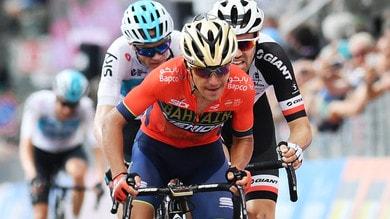 Giro d'Italia: Froome nuova maglia rosa