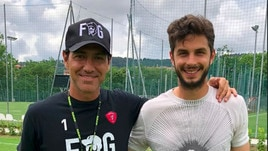 Perugia, l'ex Ranocchia torna e tifa per Nesta