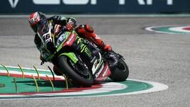 Superbike Gran Bretagna, Sykes domina ed è in pole