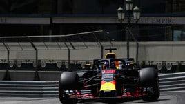 F1 Monaco, Libere 3: Ricciardo è super, Vettel 3°