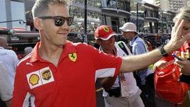 F1 Monaco, ammissione Vettel: «Ricciardo ha meritato la pole»