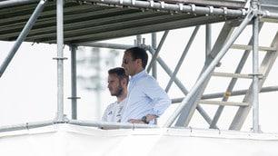 """Juventus-Roma 1-1: Allegri """"spia"""" la Primavera"""