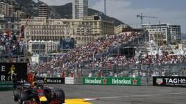 F1, diretta Gp Monaco ore 15.10: dove vederlo in tv