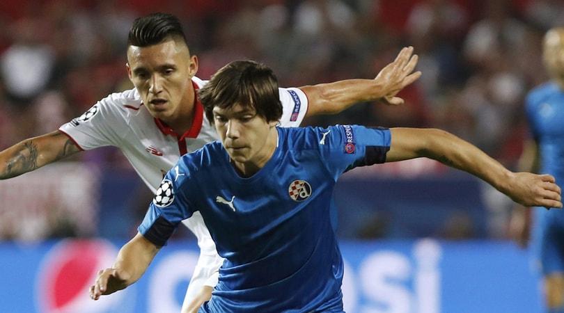 """Ecco Ante Coric, le mani della Roma sul """"Messi croato"""""""
