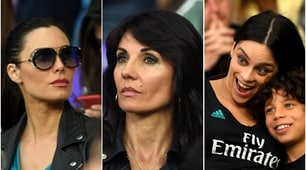 Real Madrid-Liverpool: la tribuna vip tra wags e grandi ex