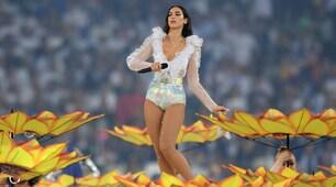 La Champions League si fa sexy con Dua Lipa