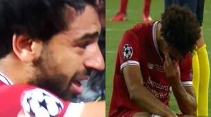 Liverpool, Salah ko: esce tra le lacrime