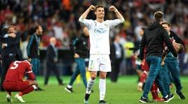 Clamoroso Cristiano Ronaldo:«È stato bello giocare nel Real Madrid»