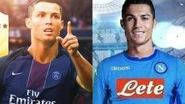 Champions, Cristiano Ronaldo celebrato dai social