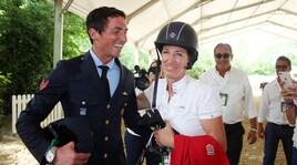 Equitazione: De Luca vince il Gran Premio di Roma