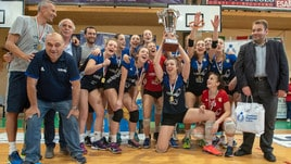 Volley: il Volleyrò è ancora Campione Regionale Under 18