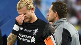 Karius, svelato il motivo dei due errori nella finale di Champions League