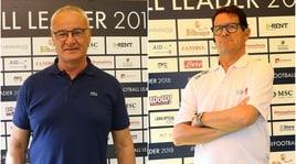 Football Leader: Capello e Ranieri danno lezioni di tattica e di vita