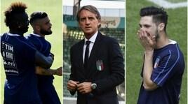 Italia-Arabia Saudita, via all'era Mancini: un ballottaggio e nessuno juventino