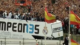 A Madrid è una festa Real!