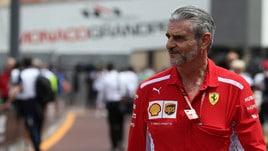 F1 Monaco, Arrivabene: «Con la Virtual Safety Car, non è stato possibile attaccare»