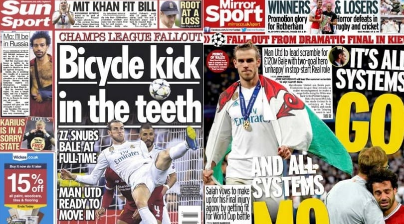 «Mourinho, assalto a Bale: affare da 140 milioni di euro»