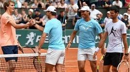 """Roland Garros, che fortuna per i ragazzi del """"Kids Day"""""""