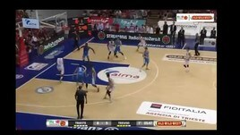 HL Gara 1 Semifinali Playoff - Alma Trieste vs De' Longhi Treviso