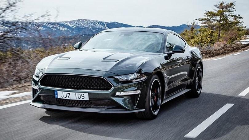 Ford Mustang Bullit, voglio una vita come Steve McQueen