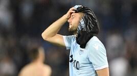 Lazio-Inter, De Vrij: «Chi mi conosce sa che ho dato tutto»