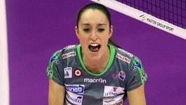 Volley: A1 Femminile, ancora un rinforzo per Monza: Partenio