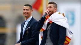 Sergio Ramos redarguisce Ronaldo: «Fai un passo indietro e ti aiuteremo»