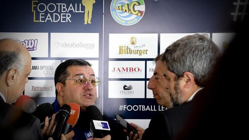 Raiola: «Dove va Balotelli? Napoli, Roma...»