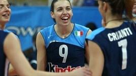 Volley: A1 Femminile, Nadia Centoni diventa il preparatore di Firenze