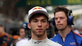 F1 Toro Rosso, Gasly: «Sono super felice per il risultato»