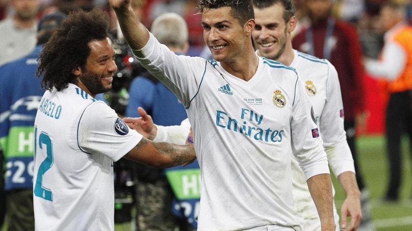Pallone d'Oro, la quota di Ronaldo scende a 1,75