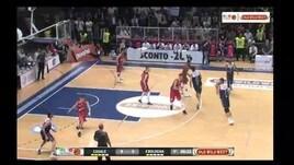 HL Gara 1 Semifinali Playoff - Novipiù Casale Monferrato vs Consultinvest Bologna