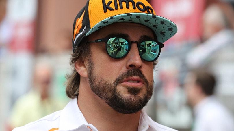 F1 McLaren, Alonso: «Dovremmo essere a livello della Red Bull»