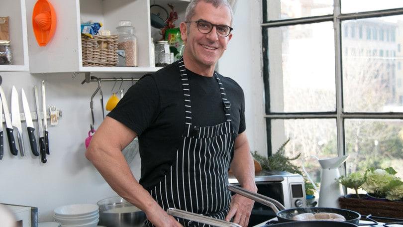 Max Mariola, chef e amante dello sport