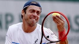 Roland Garros: Lorenzi subito fuori