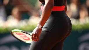 Serena Williams, che look al Roland Garros!