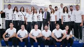 Beach Volley: presentato a Roma il Campionato Italiano