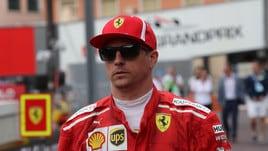F1 Ferrari, il ritorno di Raikkonen al rally?
