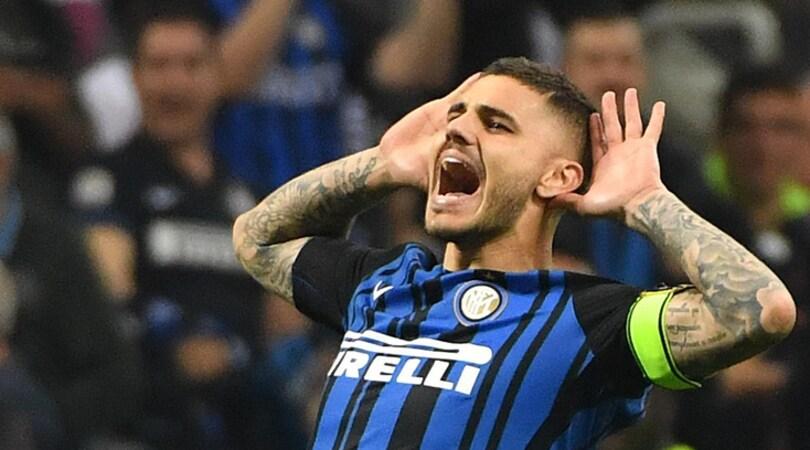 Inter, attenta: Sarri vuole Icardi al Chelsea