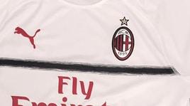 Milan, ecco la seconda maglia per la stagione 2018/2019
