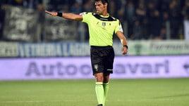 Serie B, Nasca fischierà Verona-Benevento. Perugia-Lecce compito di Sacchi