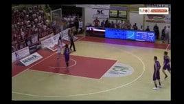 HL Gara 2 Finale Tabellone 2 - Baltur Cento vs All Foods Fiorentina Basket