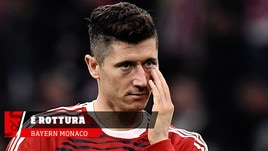 Bayern, Lewandowski vuole andare via