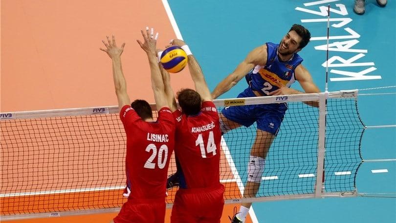 Volley: Volleyball Nations League, Randazzo presenta il trittico argentino